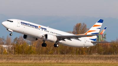 A picture of OKTVP - Boeing 7378K5 - Smartwings - © Maratttik