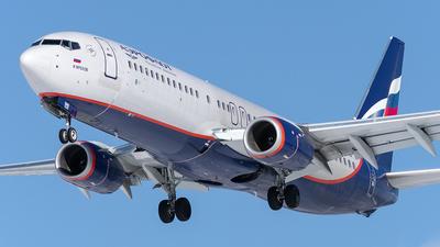 A picture of VQBHD - Boeing 7378LJ - Pobeda - © Aleksandr Alekhichev