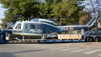 MM81655 - Agusta-Bell AB-212AM - Italy - Polizia di Stato