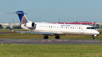 N167GJ - Bombardier CRJ-702 - United Express (GoJet Airlines)