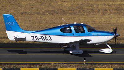 ZS-BAJ - Cirrus SR22 - Private