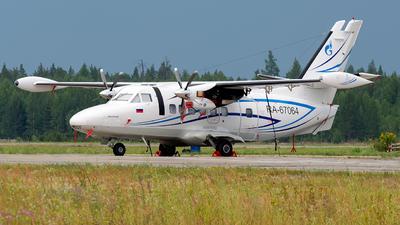 RA-67064 - Let L-410UVP-E20 Turbolet - Gazpromavia