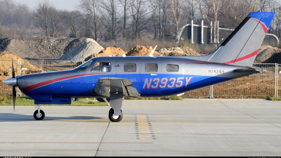 A picture of N3935Y - Piper PA46350P Malibu Mirage - [4636620] - © Marcin G. Dabrowski