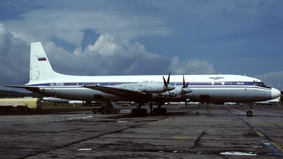 RA-74296 - Ilyushin IL-18D - Air Transport School