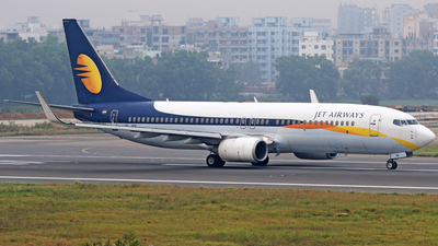 VT-JGK - Boeing 737-83N - Jet Airways