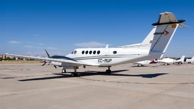 EC-MUP - Beechcraft B200GT Super King Air - Eliance
