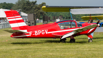 F-BPGV - Socata MS-893A Rallye Commodore - Private