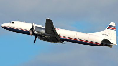 N361FL - Convair CV-5800 - IFL Group