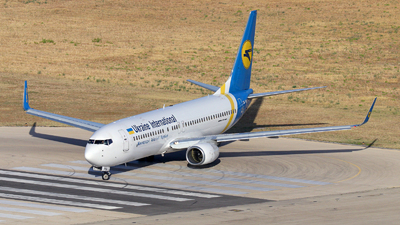 A picture of URPSX - Boeing 7378EH - Ukraine International Airlines - © Max Hrusa
