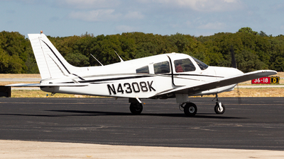 N4308K - Piper PA-28-161 Cherokee Warrior II - Private