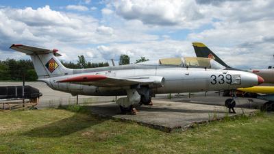 339 - Aero L-29 Delfin - German Democratic Republic - Air Force