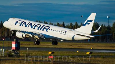 OH-LKK - Embraer 190-100LR - Finnair