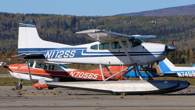 A picture of N112SS - Cessna 180J Skywagon - [18052510] - © Jeroen Stroes