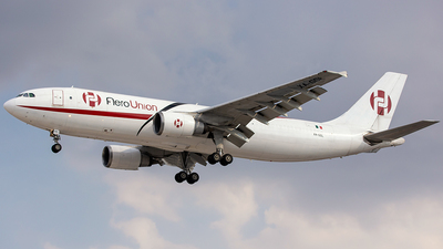 XA-GGL - Airbus A300B4-605R(F) - AeroUnión - Aerotransporte de Carga Unión