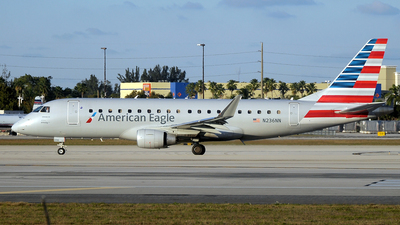 N236NN - Embraer 170-200LR - American Eagle (Envoy Air)