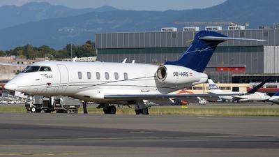 OE-HRS - Bombardier BD-100-1A10 Challenger 350 - International Jet Management