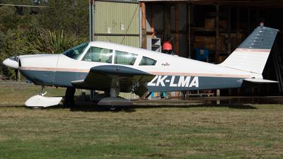 A picture of ZKLMA - Piper PA28180 Cherokee - [284478] - © Jordan Elvy