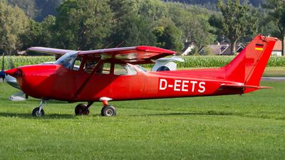 D-EETS - Cessna 172P Skyhawk II - Motorflugschule Hahnweide