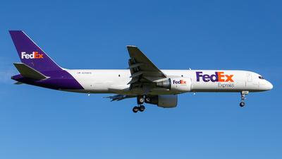 N799FD - Boeing 757-222(SF) - FedEx