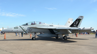 166895 - Boeing EA-18G Growler  - United States - US Navy (USN)