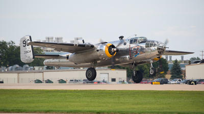 N3774 - North American RB-25 Mitchell - Private