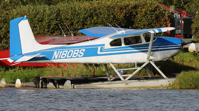 N180BS - Cessna 180C Skywagon - Private