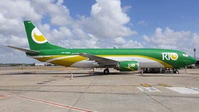 PP-WSA - Boeing 737-4Q8(SF) - Rio Linhas Aéreas