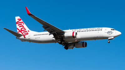 A picture of VHYFW - Boeing 7378FE - Virgin Australia - © Andrew Lesty