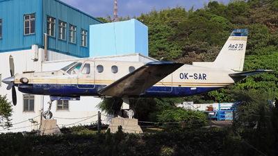 OK-SAR - Aero Ae-270 Ibis - Private