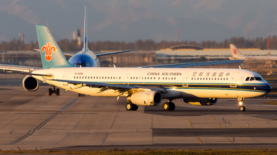 B-6686 - Airbus A321-231 - China Southern Airlines