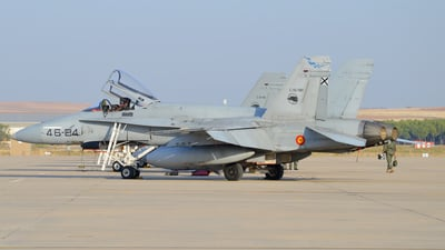 C.15-96 - McDonnell Douglas F/A-18A Hornet - Spain - Air Force