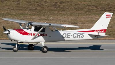 OE-CRS - Reims-Cessna F152 - Airlink Luftverkehrs