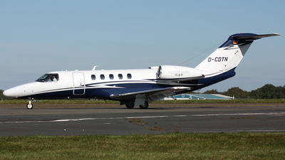 D-CDTN - Cessna 525 Citation CJ4 - Private