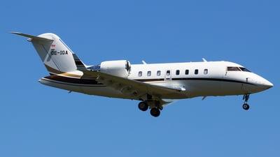 OE-IGA - Bombardier CL-600-2B16 Challenger 650 - International Jet Management