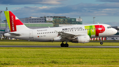 A picture of CSTTO - Airbus A319111 - TAP Air Portugal - © Simi