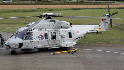 N-102 - NH Industries NH-90NFH - Netherlands - Navy