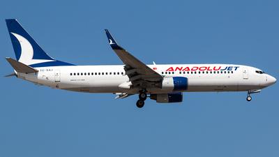 TC-SAJ - Boeing 737-8AS - AnadoluJet