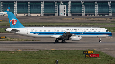 A picture of B6270 - Airbus A321231 - China Southern Airlines - © Leng Hao