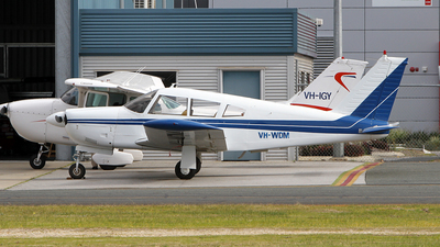 VH-WDM - Piper PA-28R-200 Arrow - Private