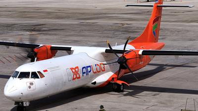 PK-PAT - ATR 72-212A(500)(F) - Pelita Air