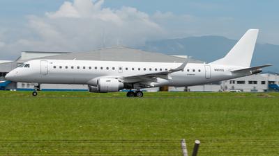 N901QQ - Embraer 190-100IGW - Untitled