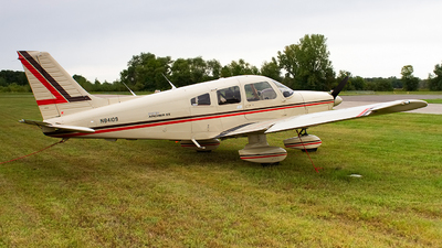 N84109 - Piper PA-28-181 Archer II - Private