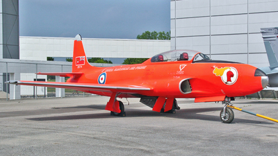 21574 - Canadair CT-133 Silver Star - Canada - Royal Canadian Air Force (RCAF)