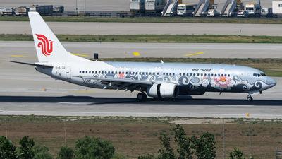 B-5176 - Boeing 737-86N - Air China