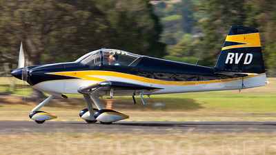 ZK-RVD - Vans RV-7A - Private