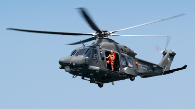 MM81804 - Agusta-Westland HH-139A - Italy - Air Force