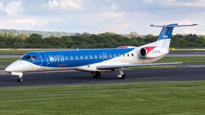 G-RJXA - Embraer ERJ-145EP - bmi Regional