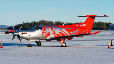 M-NGSN - Pilatus PC-12/47E - Private
