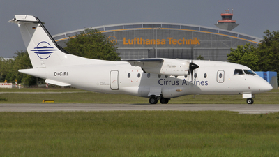 D-CIRI - Dornier Do-328-110 - Cirrus Airlines