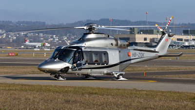HB-ZQK - Agusta-Westland AW-139 - DC Aviation